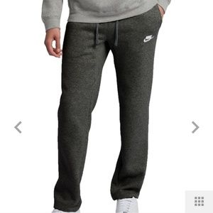 Nike sweat pants - men's